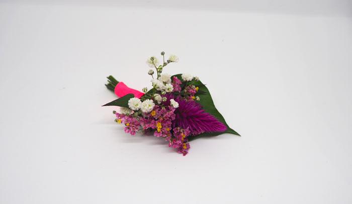 Blumenanstecker Hochzeitsdekoration