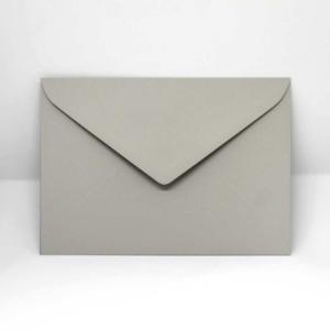Briefumschlag Grau