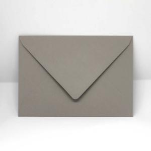 Briefumschlag Grau struktur