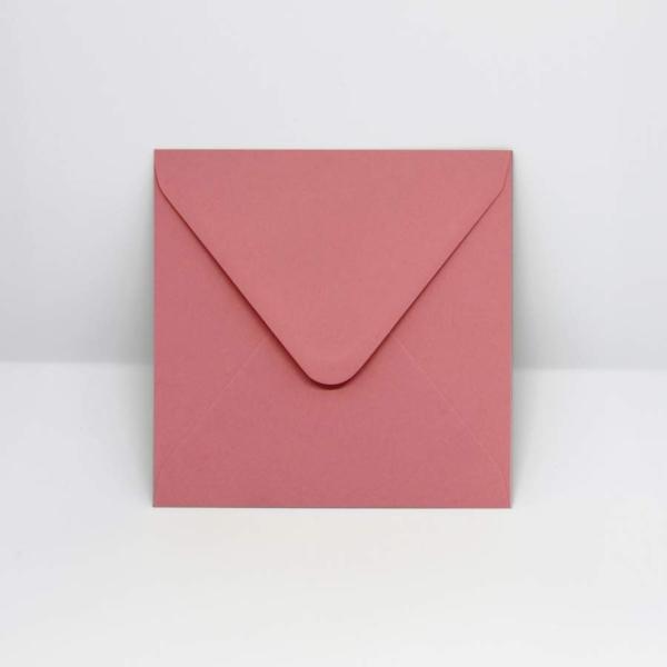 Briefumschlag Rosa
