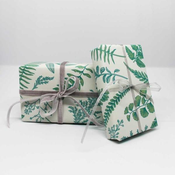 Geschenkpapier Botanical