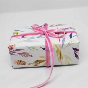 Geschenkpapier Flower