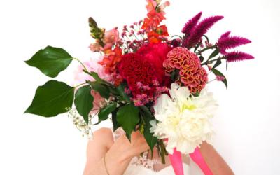 HOCHZEITSDEKORATION: Die passenden Blumen zur Flower-Kollektion