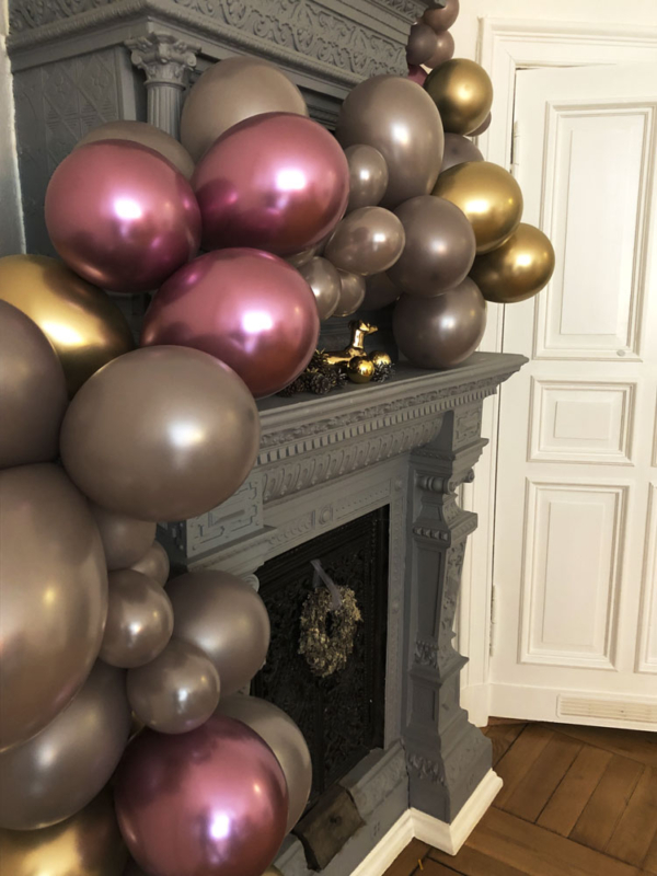 Luftballongirlande