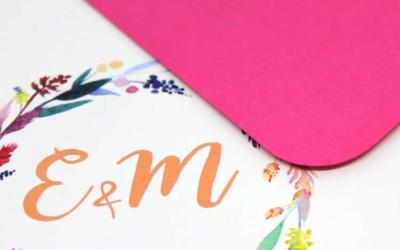 Personalisierte Hochzeitspapeterie oder individuelle Hochzeitspapeterie?