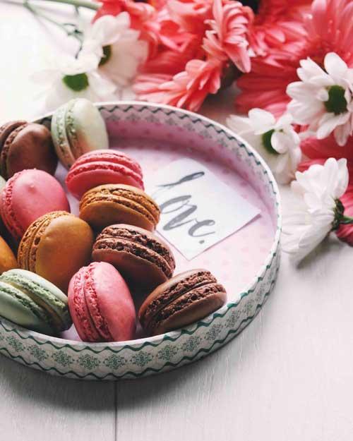 Die schönsten Accessoires für die Flower-Candy-Bar